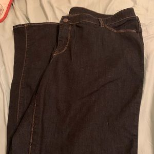 Old Navy size 22w jeans